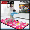 Double 16 Bit Dance Pad Non-Slip 180 Songs 56 Jogos para TV PC Wireless