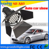 Diodo emissor de luz DMX 350W Auto Car Show Light