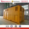 Bureau conteneur jaune (20ft de conteneur d'expédition)