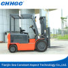 セリウムApproved 1t-3t Battery Forklift Electric Forklift