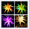 Inflatable su ordinazione Hanging Event Party Ornament Flame con il LED Lights (BMDL380)