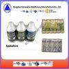 Swf-590 Swd-2000 определяют машину для упаковки сокращения бутылок напитка рядка