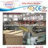工場15年のからのプラスチック木PVC WPCドアの空のボードの放出機械