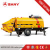Насос трейлера Sany Hbt8018c-5s 85m3/H тепловозный для сбывания в Дубай Russa Малайзии Индонесии