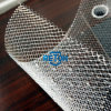Diamond Expanded Metal LathかExpanded Plaster Meshを塗ること