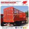 Grote Capaciteit 4700mm de Vrachtwagen van de Doos van de Staak van de Wielbasis