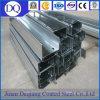 Canaleta suave estrutural laminada a alta temperatura do aço de carbono C