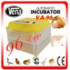 Incubateur complètement automatique d'oeufs de vente chaude mini petit