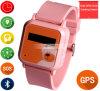 Impermeável, Geo-Cerc, SOS, libras da trilha, telefone móvel do relógio do GPS