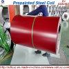 Platte der Wand-Ral3011--Weich--Hrb55-65--Farbe beschichtete Stahlring