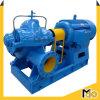 Hohe Kapazitäts-horizontale zentrifugale doppeltes Saugwasser-Pumpe