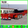 Nieuwe 3axle 40 Voet van de Aanhangwagen van de Container voor Verkoop