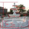 Fontana di pietra di marmo bianca della scultura (SY-F062)