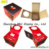온갖 최신 판매 칼라 박스, 종이상자, 원형 Windows (B&C-I022)를 가진 마분지 PDQ Displa 상자