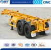 20ft Two-Axle Skeleton Semi-TrailerかContainer Chasiss (WL9400TJZG)