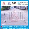 Extérieur Using des barricades d'acier inoxydable