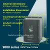 pequeño inversor trifásico de la frecuencia de la potencia 380V 11kw-18.5kw