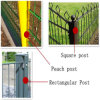 Hot Sale Prison Protection Twin Wire Fencing/868 Double Wire Fence