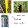 Cerca de alambre doble caliente del alambre Fencing/868 del gemelo de la protección de la prisión de la venta
