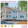 Casas de madera prefabricadas populares baratas para Kpl-016 de vida