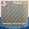 Bons plaque Checkered de l'acier inoxydable des prix AISI304 316L 430 201