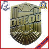 Dreddd Badge, Custom 3D Die Cast Police Badge
