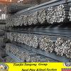 Barra d'acciaio deforme rinforzante laminata a caldo standard coreana