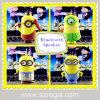 Haut-parleurs sans fil stéréo de Bluetooth de mini gens jaunes créateurs de dessin animé petits