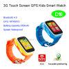 3G GPS van jonge geitjes het Horloge van de Drijver met Sos Knoop (D16)