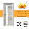Ontwerp het van uitstekende kwaliteit van de Deur van de Douche van het Aluminium (Sc-AAD095)