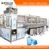 Embotelladora de relleno del agua pura de 5 galones