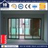 Portello scorrevole di alluminio di vetratura doppia del balcone con il hardware della Germania
