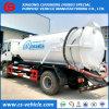 Fäkaler Absaugung-LKW des Isuzu 4X2 Vakuumabwasser-LKW-6m3