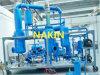 Serie JZC 5-Vacuum Oil destilación, residuos de aceite del motor de máquina de reciclaje 5 toneladas por día