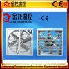 Ventilador de ventilação industrial pesado do exaustor do obturador do martelo de Jinlong