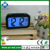 디지털 Transparent Large Screen Blue와 White LED Alarm Clock