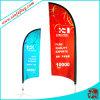 Bandierina promozionale di verticale della bandierina della lama della bandierina di spiaggia della bandierina della piuma