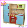 Giocattolo di legno della cucina (W10C011)