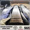 Pipe en acier carrée recuite par noir d'acier du carbone de fournisseur de la Chine de tube