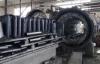 De aangepaste Vuurvaste Pijpen van de Brander van het Meubilair van de Oven van Rbsic van het Carbide van het Silicium (SiSiC)