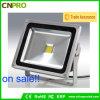 Proiettore esterno perfetto di dissipazione di calore di durata della vita lunga IP65 LED