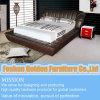 Кожаный кровать (2929)