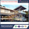 Дом контейнера цели офиса самомоднейшей конструкции с низкой стоимостью