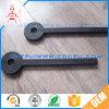 Delen van het Silicium van de Verkoop van de fabriek Rubber, OEM Aangepaste Product van het Silicium