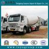 HOWO 8X4 구체 믹서 트럭 구체 믹서 수송 트럭