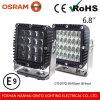 lumière automatique de travail de 85W 6.8 '' DEL pour fonctionner de camions (GT1007Q-85W)