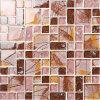 Mattonelle di mosaico variopinte di cristallo di nuovo disegno 2017