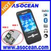 Телефон T538 цифров TV с тонкий конструкцией