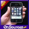 Telemóvel da tevê da tela de toque da faixa do quadrilátero com espera dupla do cartão de SIM + câmera dupla (2GB livram)