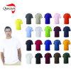 Le circuit différent de couleur gaine les T-shirts blanc